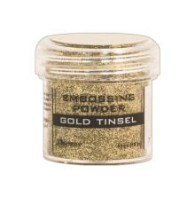 Embossing powder, Ranger - Gold Tinsel