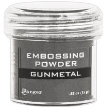 Embossing powder, Ranger - Gunmetal