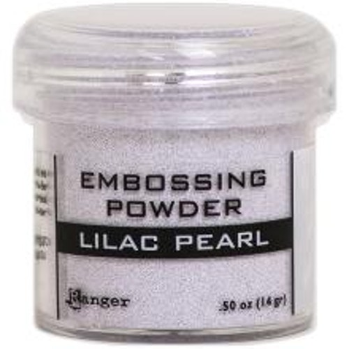 Embossing powder, Ranger - Lilac Pearl