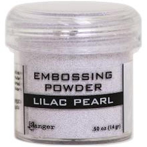 Embossing powder, Ranger - Lilac Pearl