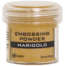 Embossing powder, Ranger - Marigold