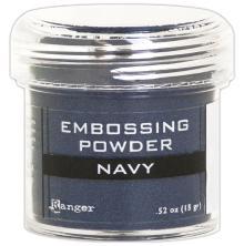Embossing powder, Ranger - Navy