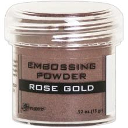 Embossing powder, Ranger - Rose Gold