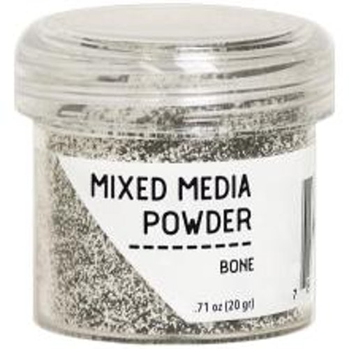 Mixed media powder, Ranger - Bone