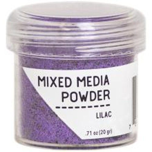 Mixed media powder, Ranger - Lilac