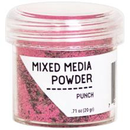 Mixed media powder, Ranger - Punch