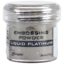 Ranger Embossing Powder - Liquid Platinum