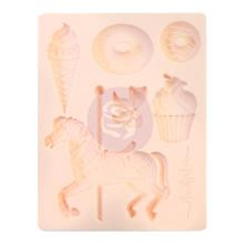 Prima Decor Mould 3.5X4.5 - Dulce