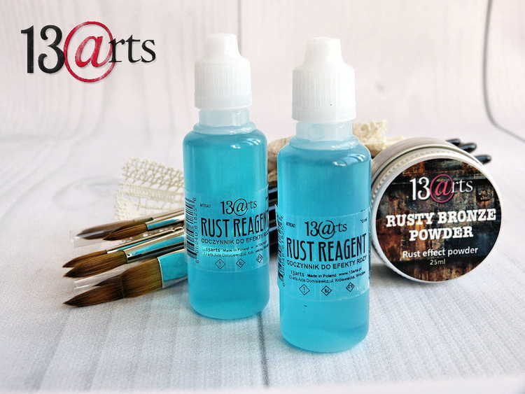 13arts Reagent for rust effect 30ml