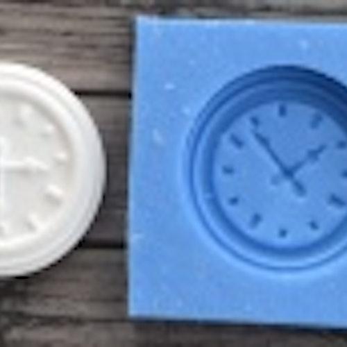 ProSvet Silikonform, klocka
