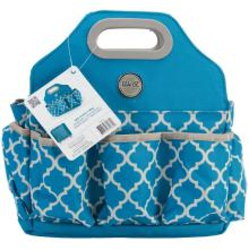 We R Memory Keepers Tote Bag 13.5X13X5.5 - Aqua