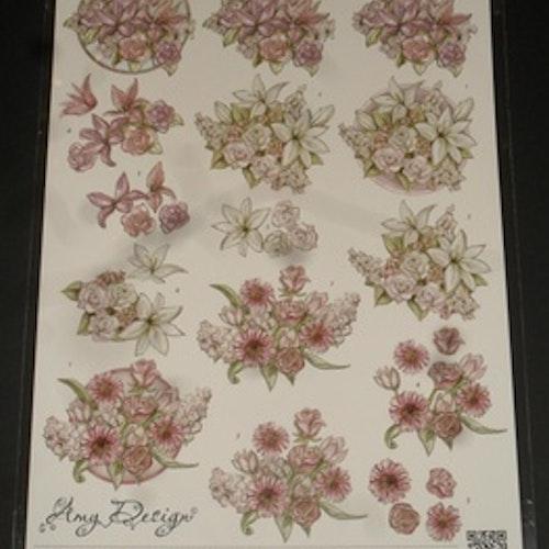 3D klippark, Amy10233, blomster