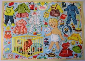 Klippark Baby Ulla