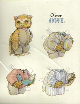 Klippark Oliver Owl