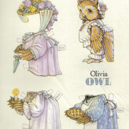 Klippark Olivia Owl