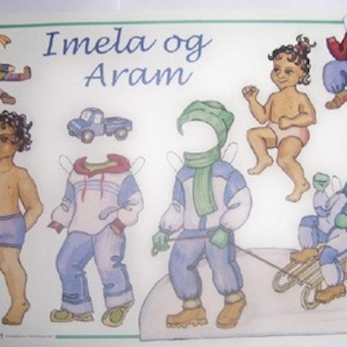 """Klippark THM """"Imela och Aram"""""""