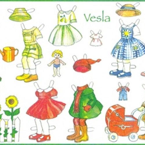 """Klippark THM A4 """"Vesla"""""""