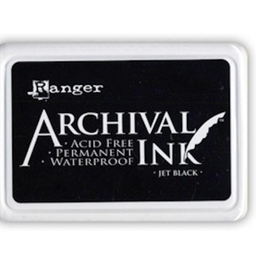 Archival Inkpad, Jet Black
