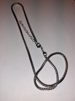 Necklace, Ormkedja 45 cm lång, nickelfri