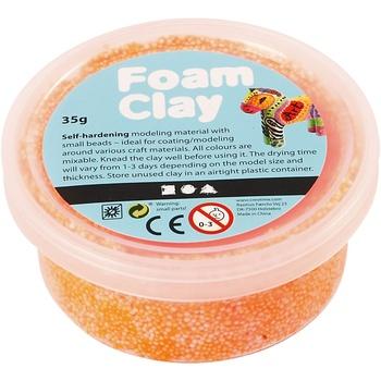 Foam Clay®, neonorange, 35g