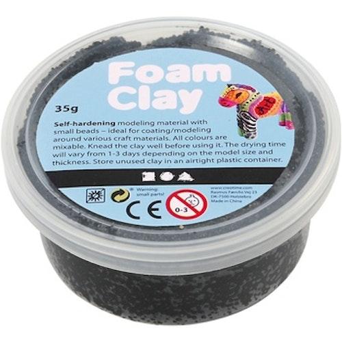Foam Clay®, svart, 35g