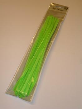 Piprensare, 30cm, Ljus grön