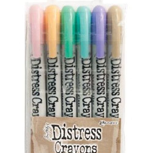 Distress Crayons, set no 5