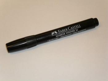 Faber Castell, Winner 56, black