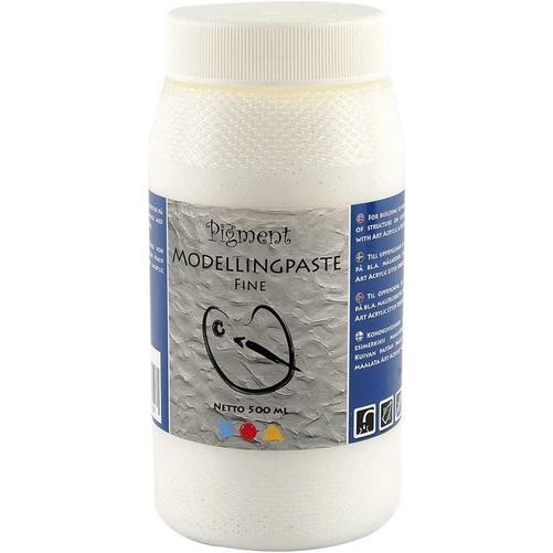 Modellingpaste, 500 ml