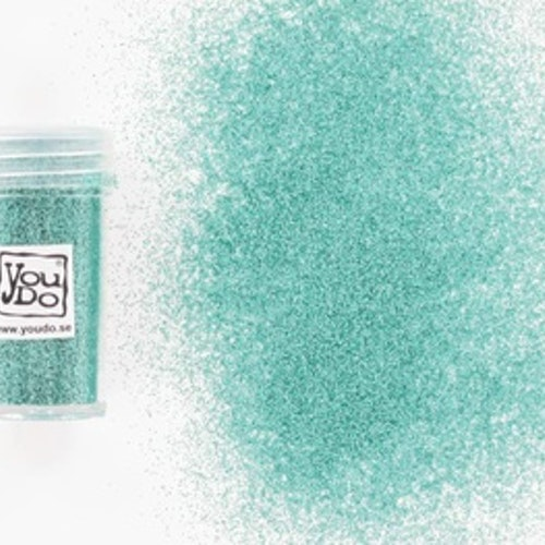 Glitter, you do, 14 ml, Teal