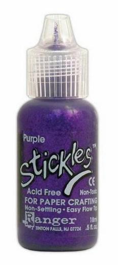 Stickles 18 ml, Purple