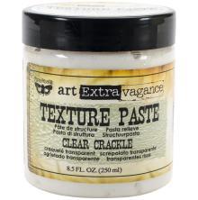 Prima Finnabair Art Extravagance Texture Paste 250ml - Clear Crackle