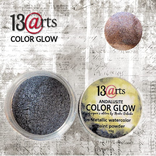 COLOR GLOW Andalusite