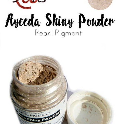 Ayeeda Shiny Powder Pink Silver
