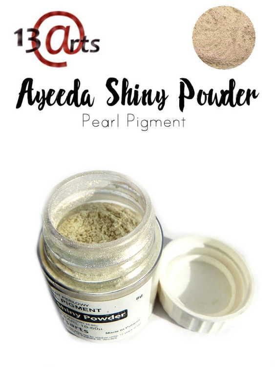 Ayeeda Shiny Powder Red Pearl