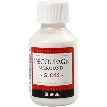 Decoupagelack, blank, 100 ml