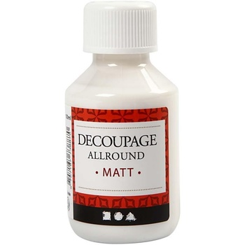 Decoupagelack, matt, 100 ml