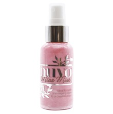 Tonic Studios Nuvo Mica Mist - Pink Carnation 567N