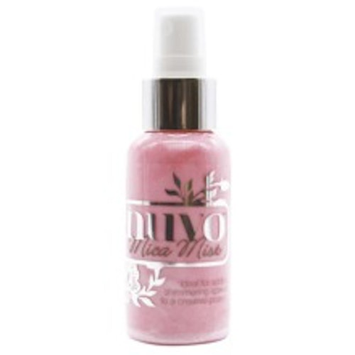Tonic Studios Nuvo Mica Mist - Pink Carnation 567N