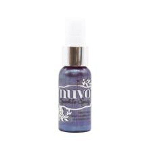 Tonic Studios Nuvo Sparkle Spray - Lavender Lining 1662N