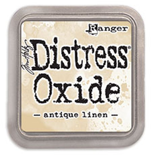 Distress oxide dyna, Antique linen