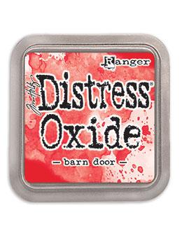 Distress oxide dyna, Barn door