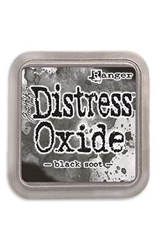Distress oxide dyna, Black soot