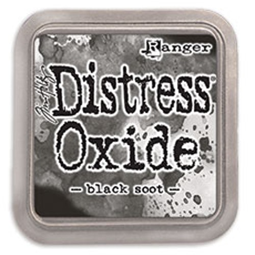 Distress oxide dyna, Black soot