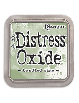 Distress oxide dyna, Bundled sage