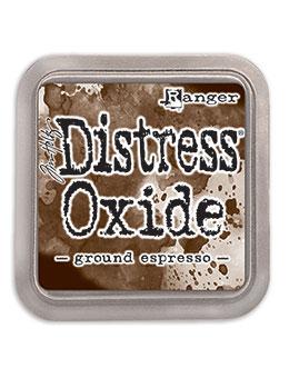 Distress oxide dyna, Ground espresso