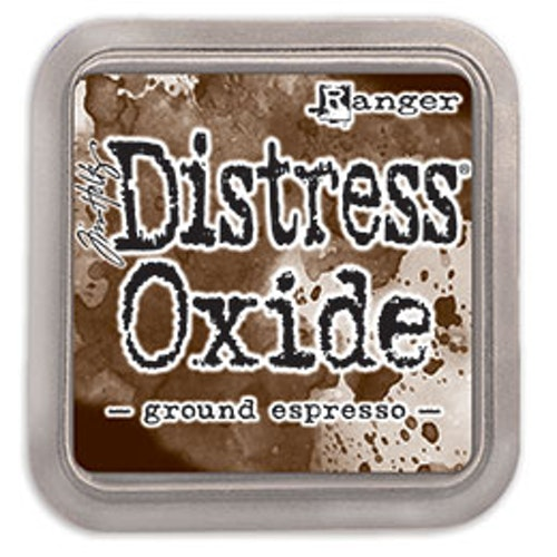 Distress oxide dyna, Ground espresso