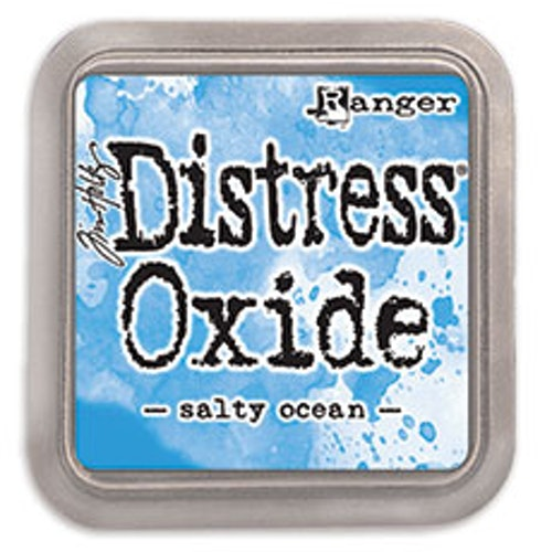 Distress oxide dyna, Salty ocean