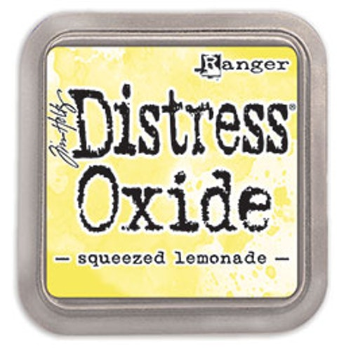Distress oxide dyna, Squeezed lemonade