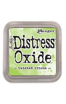 Distress oxide dyna, Twisted citron